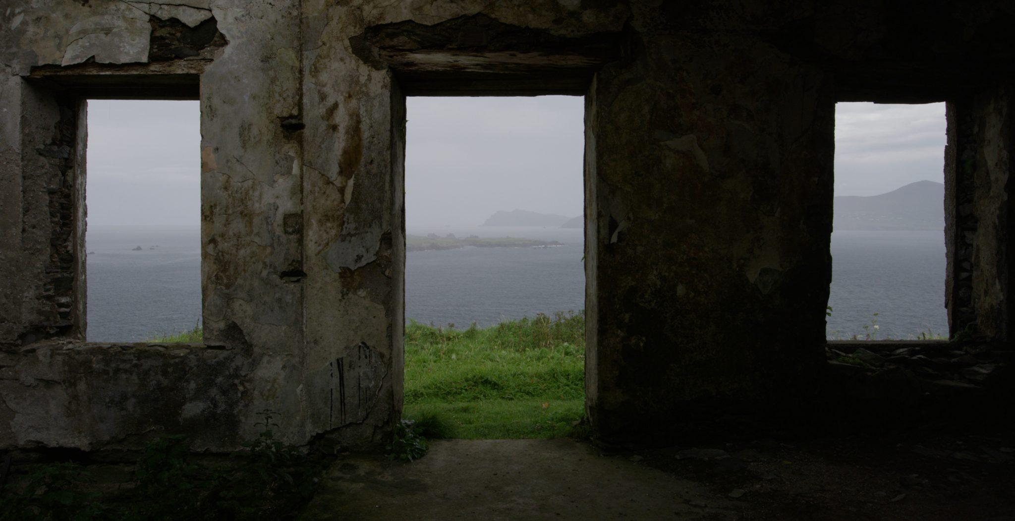 Ruins on the Blasket Islands